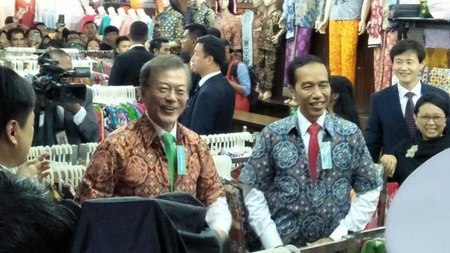 Indonesia-Korea Selatan Bergandengan Tangan Hadapi Masalah Ekonomi Global