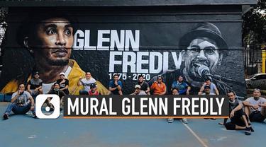 Lapangan basket tersebut menjadi sebuah tempat bersejarah dalam kehidupan Glenn Fredly.