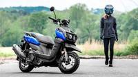 Yamaha Zuma 125. (Yamaha Motor Sport)