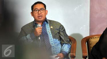 20160331- Fadli Zon Sindir Jokowi-Jakarta- Johan Tallo