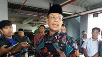 Kejati Sulsel resmi meningkatkan status kasus mark-up pengadaan buku inventarisasi desa di Kabupaten Luwu, Sulsel ke tahap penyidikan (Liputan6.com/ Eka Hakim)