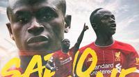 Liverpool FC - Sadio Mane (Bola.com/Adreanus Titus)