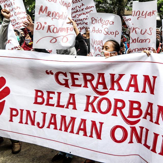 Baca Syarat Di Aplikasi Jika Tak Ingin Jadi Korban Pinjaman Online