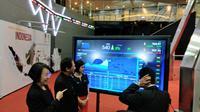 PT MNC Studios International Tbk (MSIN) resmi mencatatkan saham perdana (Initial Public Offering/IPO) di Bursa Efek Indonesia (BEI). (Liputan6.com/Maulandy)
