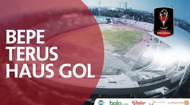 Berita video Bepe (Bambang Pamungkas) buktikan dirinya terus haus gol di Piala Presiden 2018.