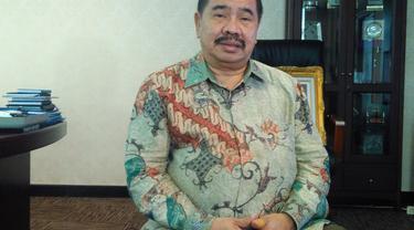Kepala PPATK Kiagus Ahmad Badaruddin (Foto: Fiki/Liputan6.com)