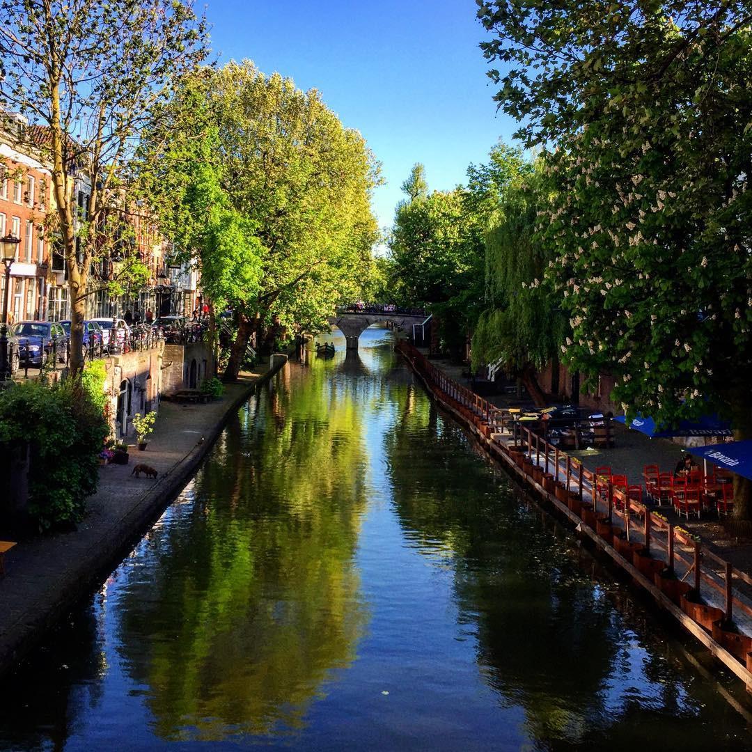 Utrecht, Belanda. (Sumber Foto: azhtor/Instagram)