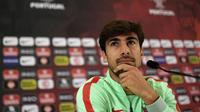 Gelandang tim nasional Portugal, Andre Gomes. (AFP/Francisco Leong)