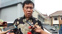 Asisten Pidana Khusus Kejati Sulsel, Fentje E Loway tegaskan pihaknya kejar tersangka baru dalam dugaan korupsi pengadaan 1 juta bibit kopi di Mamasa, Sulbar (Liputan6.com/ Eka Hakim)