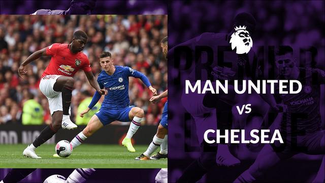 Berita video statistik Manchester United vs Chelsea pada laga pekan pertama Premier League 2019-2020, Sabtu (11/8/2019) di Old Trafford, Manchester.