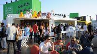 Dubai Food Festival 2018 menawarkan rangkaian acara di mana pengunjung bisa mencicipi kuliner dari seluruh dunia (Liputan6/pool/Dubai Tourism)