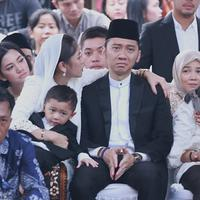 Potret kesedihan di Pemakaman Ani Yudhoyono. (Rivan Yuristiawan/Fimela.com)