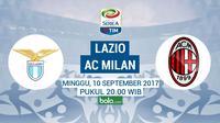 Serie A_Lazio vs AC Milan (Bola.com/Adreanus Titus)