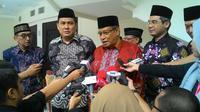 Wakil Presiden Jusuf Kalla meminta pendapat Nahdlatul Ulama soal rencana pembuatan Undang-Undang Pengampunan Pajak.