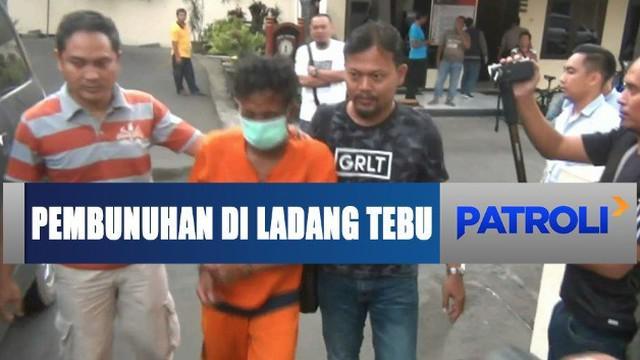 Polisi kini mengejar pelaku lain yang merupakan rekan korban yang bernama Misnan.
