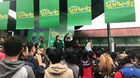 Nobu Sansmori x JakCloth 2020 di Mal WTC Matahari Serpong, Tangerang, 26 Januari--2 Februari 2020. (dok. Instagram @nobu.sansmori/https://www.instagram.com/p/B7vI4MxFkex/)