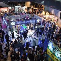 Di hari pertama, Brightspot Market hanya dibuka untuk tamu undangan dan awak media. Namun antusiasmenya sudah begitu luar biasa. (Foto: instagram/brightspotmrkt)
