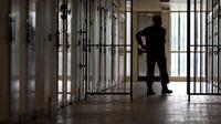 Ilustrasi penjara (AFP)