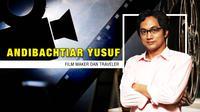 Opini Andi Bachtiar Yusuf (Liputan6.com/Abdillah)