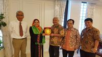 Pihak Oman dan Indonesia. (Dokumentasi Kemlu)