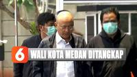 KPK, Selasa malam, menangkap tujuh orang di Medan berikut barang bukti berupa uang tunai Rp 200 juta.