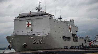 KRI Soeharso Siap Evakuasi WNI dari Jepang