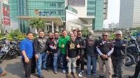 BPRD DKI Sosialisasi Bulan Keringanan Pajak pada Komunitas Moge Senayan.