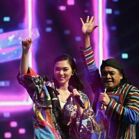 Isyana Sarasvati dan Didi Kempot (Bambang E Ros/Fimela.com)