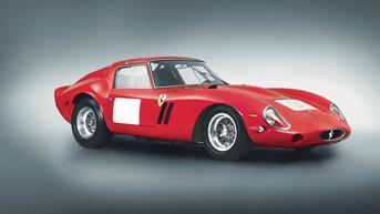 5 Mobil Ferrari Termahal di Dunia, Nomor 2 Paling Curi Perhatian