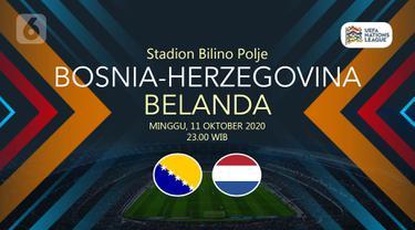 PREDIKSI Bosnia-Herzegovina vs Belanda