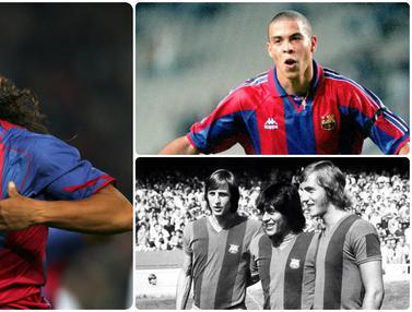 Pemain terbaik dunia di Barcelona