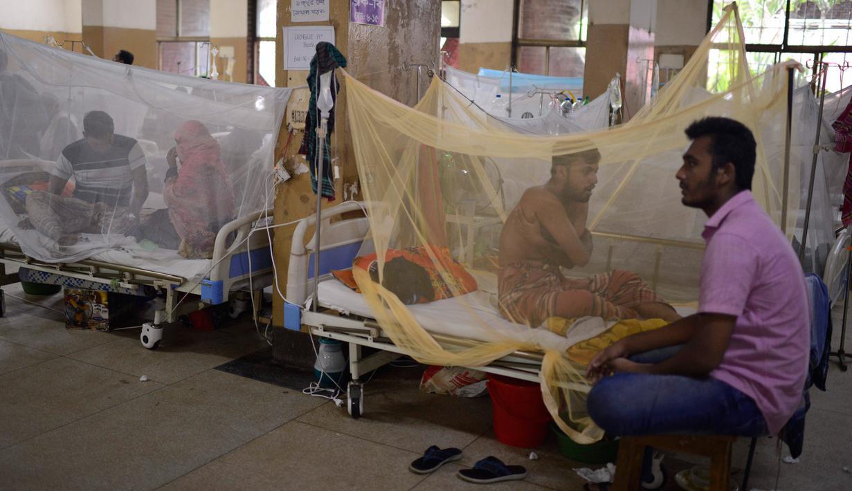 FOTO: Bangladesh Dilanda Wabah Demam Berdarah Terburuk ...