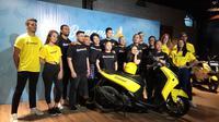Bananz.co rental motor pertama di Indonesia