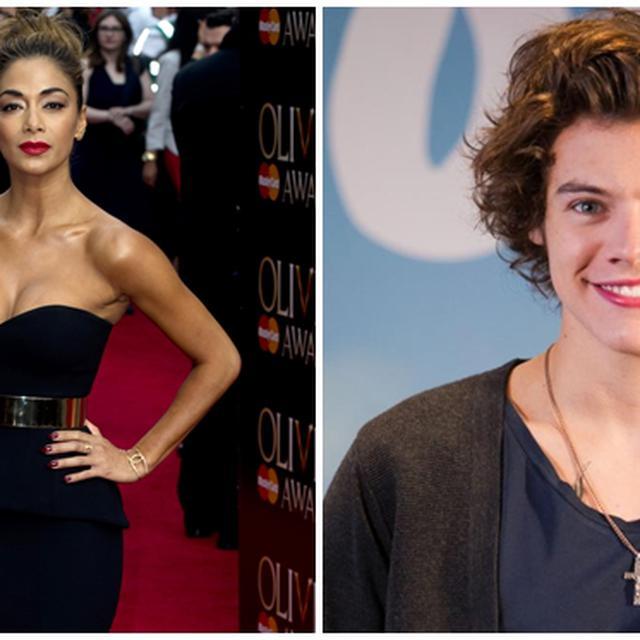 Rahasia Harry Styles Dan Nicole Scherzinger News Entertainment Fimela Com