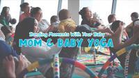 Yoga Bersama Anak Dapat Memperkuat Hubungan Ibu dan Anak. sumberfoto: smartmama