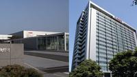 Headquarter Canon Inc (Iskandar/Liputan6.com)