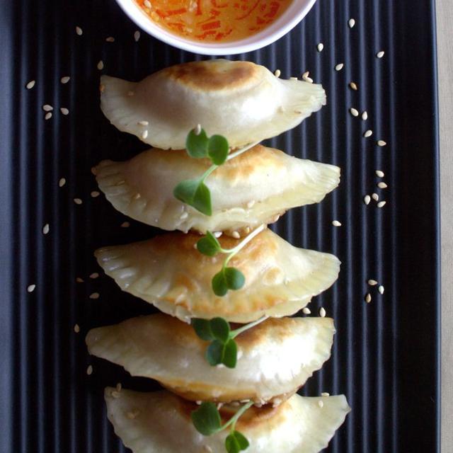 Lezatnya Dumpling Dengan Aksen Korea Buatan Sendiri Lifestyle Fimela Com