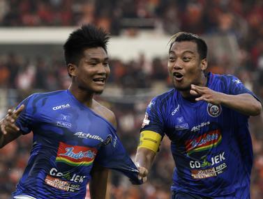 Persija Jakarta Vs Arema FC
