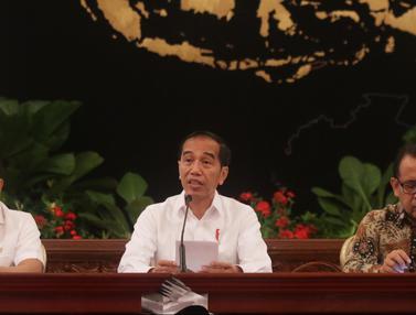 Presiden Jokowi Beri Keterangan Terkait Revisi UU KPK