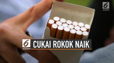 Presiden Joko Widodo akan menaikkan tarif cukai rokok sebesar 23% tahun depan. Harga rokok eceran diperkirakan meningkat 35%.