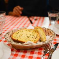 Ilustrasi garlic bread./Copyright pixabay.com/id/users/seulin-3029215