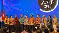 Penganugerahan IMA Awards 2019 oleh Asosiasi Pertambangan Indonesia (Indonesia Mining Assosication/IMA).