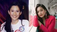 Beda Gaya Makeup Artis Remaja Dulu dan Sekarang (sumber: dream/instagram/salshabillaadr)