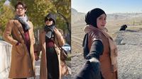 7 Momen Babymoon Lesty Kejora dan Rizky Billar di Turki, Tampil Romantis (Sumber: Instagram/rizkybillar)