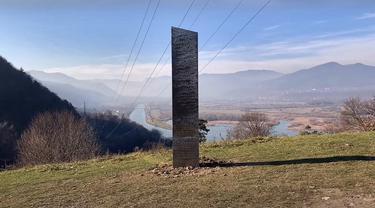 Monolit di Rumania