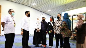 DPR Pantau Pelaksanaan Tes PCR Penumpang Luar Negeri di Bandara Soetta