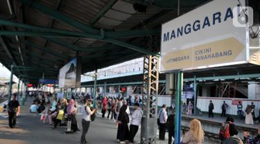 Rencana Pemindahan Pelayanan Kereta Api Jarak Jauh