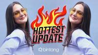 HL Hottest Update Luna Maya (fotografer: Nurwahyunan/Bintang.com)