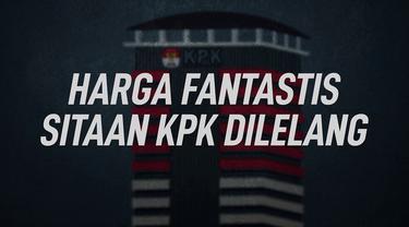 KPK akan melelang beberapa barang mewah hasil putusan Tindak Pidana Korupsi dari Pengadilan Negeri Jakarta Pusat dan Semarang.