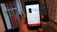 MCAS Gandeng Telkomsel Rilis Platform DigiSaham Berbasis WhatsApp